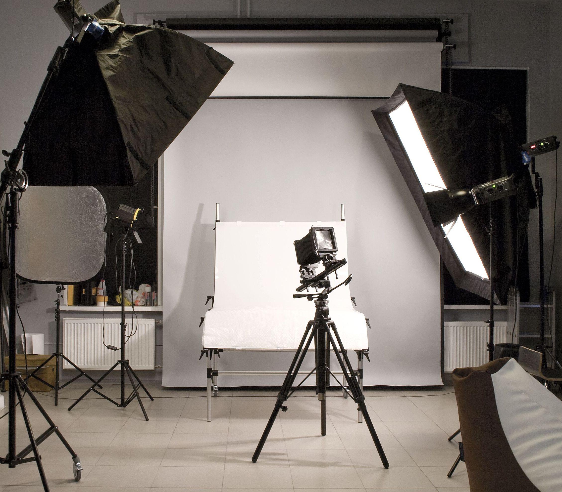 числа как сделать профессиональную портретную фотостудию чтоб